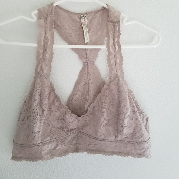 Free People Other - Free People Intimately Unlined Lingerie Size XL